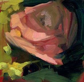 """""""1228 Thursday"""" original fine art by Lisa Daria"""