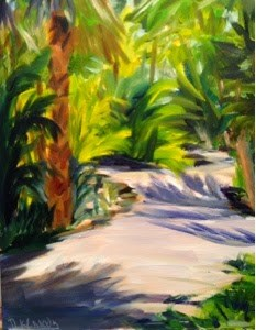 """Florida 2"" original fine art by Debra Kennedy"
