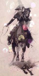 """Predilection"" original fine art by Rachel  Holland"
