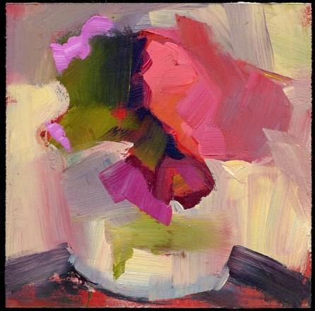 """2157 Trundle Around"" original fine art by Lisa Daria"