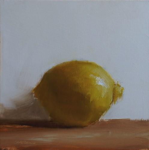 """Lemon"" original fine art by Neil Carroll"