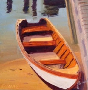 """Sunny Days"" original fine art by Debra Kennedy"