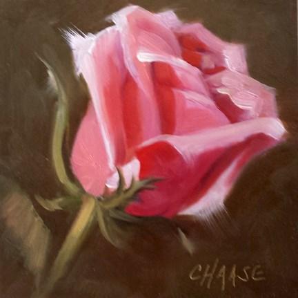 """Hey Bud! II"" original fine art by Cindy Haase"
