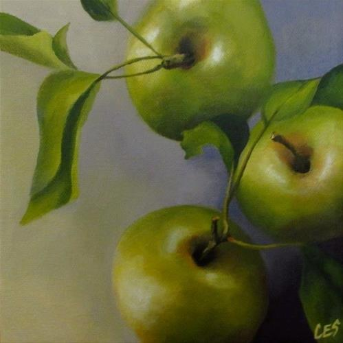 """Freshly Picked"" original fine art by ~ces~ Christine E. S. Code"