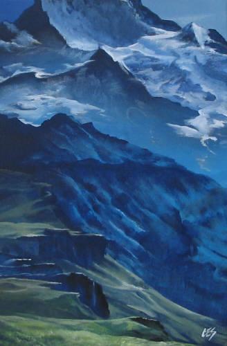 """""""The Air Up Here"""" original fine art by ~ces~ Christine E. S. Code"""