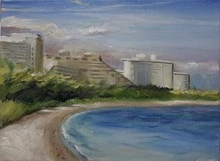 """Landscape..."" original fine art by Jonathan Aller"