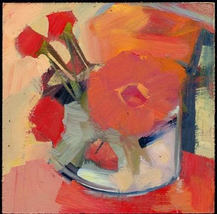 """""""2162 pedal past"""" original fine art by Lisa Daria"""