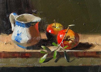"""Red Blue and Green --- Sold"" original fine art by Qiang Huang"