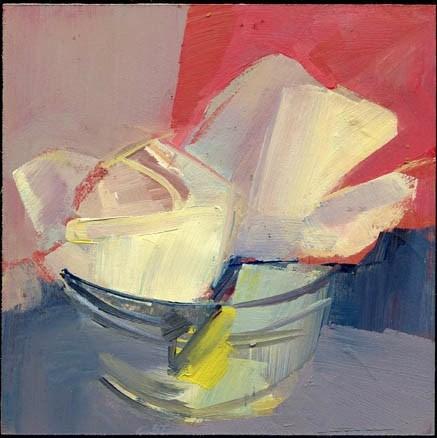 """2191 Candy, Iron, Wood (Sixth Year)"" original fine art by Lisa Daria"