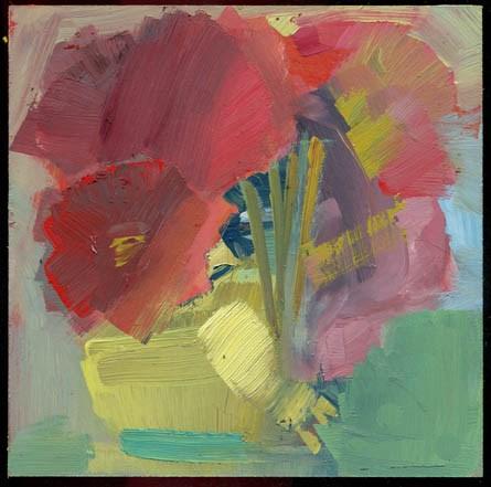 """""""2338 Saltimbocca"""" original fine art by Lisa Daria"""