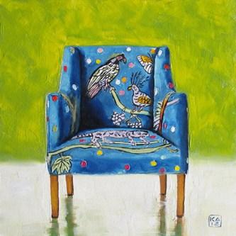 """paradise"" original fine art by Kimberly Applegate"