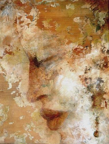 """""""Imagine..."""" original fine art by Anne Ducrot"""