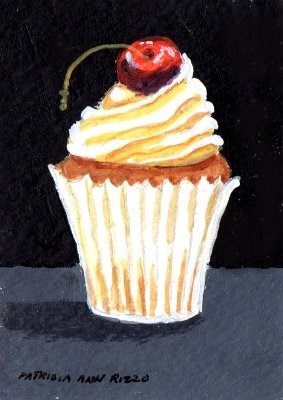 """Sweet Tooth"" original fine art by Patricia Ann Rizzo"