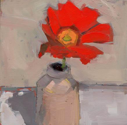 """Fierce #964"" original fine art by Lisa Daria"
