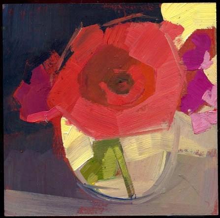 """""""2144 Turner"""" original fine art by Lisa Daria"""