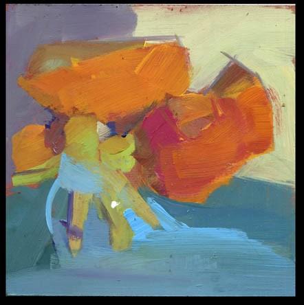 """""""2534 tour"""" original fine art by Lisa Daria"""
