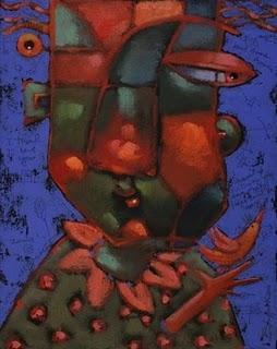 """The Long Way Home"" original fine art by Brenda York"