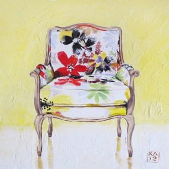 """summer afternoon"" original fine art by Kimberly Applegate"