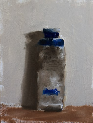 """Ultramarine"" original fine art by Neil Carroll"