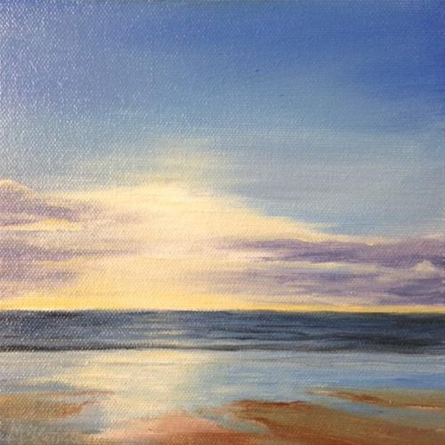 """A New Day"" original fine art by Judith McKenna"