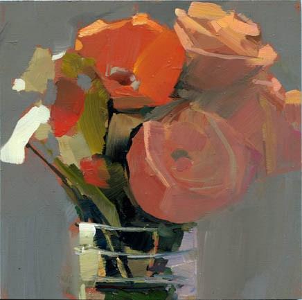 """""""#1062 Saturday"""" original fine art by Lisa Daria"""