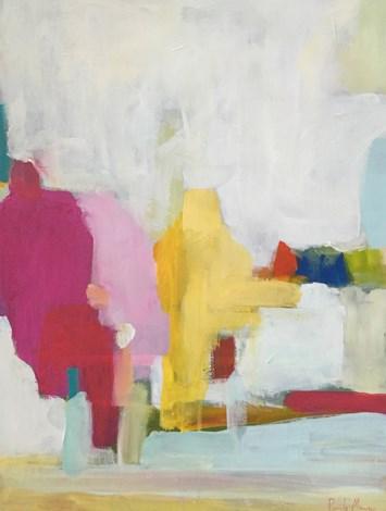 """""""Mixed Descent"""" original fine art by Pamela Munger"""