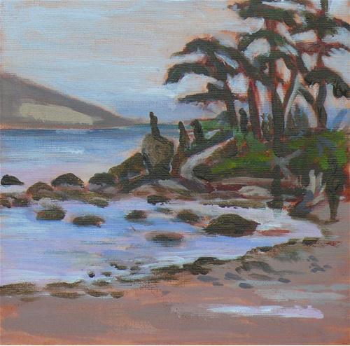 """The Pilgrimage"" original fine art by Darlene Young"