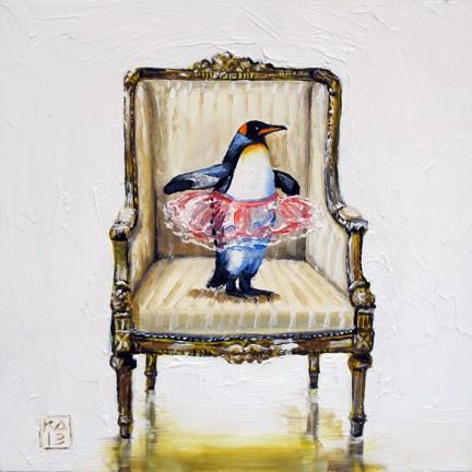 """swan lake"" original fine art by Kimberly Applegate"