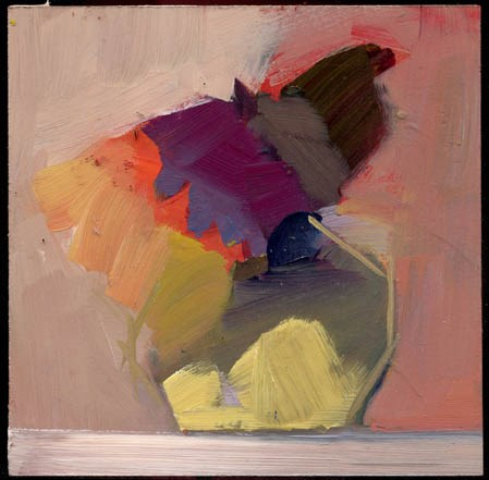"""2259 Eight (is great)"" original fine art by Lisa Daria"