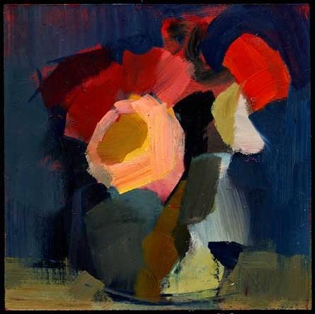 """""""2007 Taut"""" original fine art by Lisa Daria"""