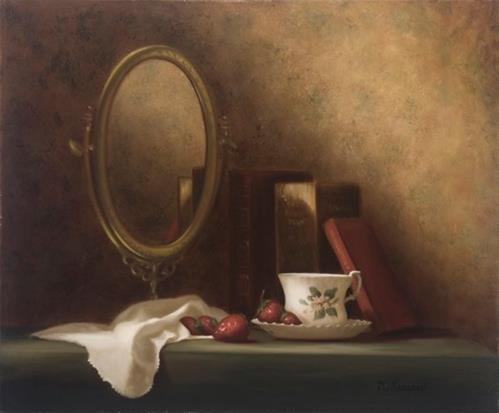 """""""Timeless Reflections #502"""" original fine art by Dee Lessard"""