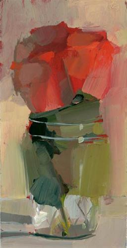 """""""1106 Bonded"""" original fine art by Lisa Daria"""