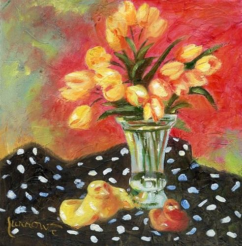 """30 Day Challenge - Day 3 and Starts"" original fine art by Sue Furrow"