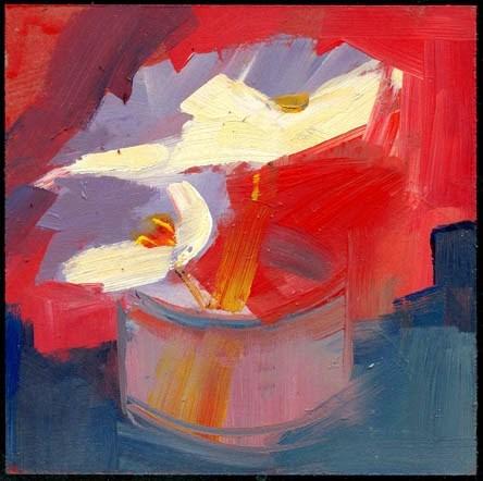 """""""2182 unobserved"""" original fine art by Lisa Daria"""