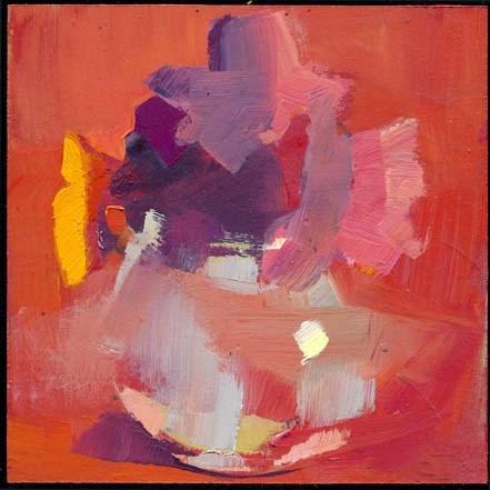 """2066 Blanket"" original fine art by Lisa Daria"