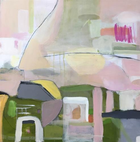 """Rancho Mirage"" original fine art by Pamela Munger"