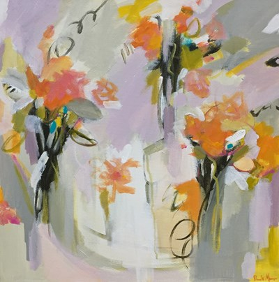 """Fall Flowers"" original fine art by Pamela Munger"