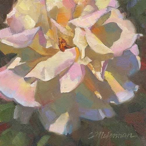 """Variation"" original fine art by Connie McLennan"