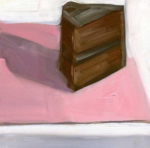 """Twenty-Two"" original fine art by Heather Bennett"
