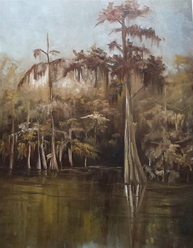 """""""Phillips Cove"""" original fine art by Barbara Haviland"""