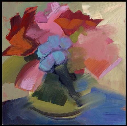 """""""2484"""" original fine art by Lisa Daria"""