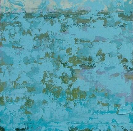 """CAROLINA MARSH 3"" original fine art by Linda Popple"