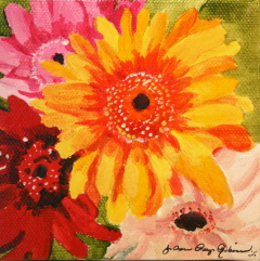 """Eazy Dazy"" original fine art by JoAnne Perez Robinson"