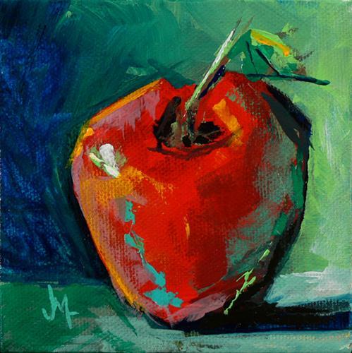 """Rainier's Inspiration"" original fine art by - JanettMarie"