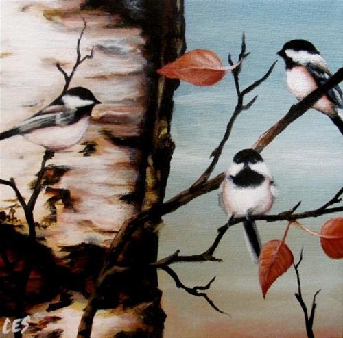 """A Pretty Place to Rest"" original fine art by ~ces~ Christine E. S. Code"