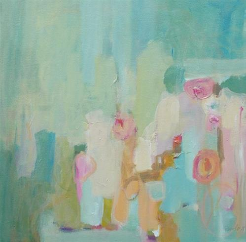 """Sweet Surrender"" original fine art by Pamela Munger"