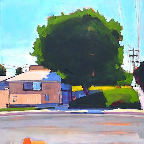 """San Diego Art Prize"" original fine art by Kevin Inman"