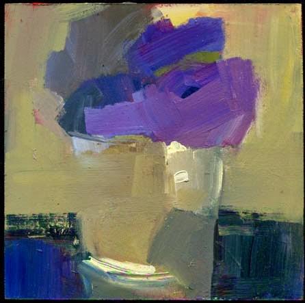 """1930 muddled"" original fine art by Lisa Daria"
