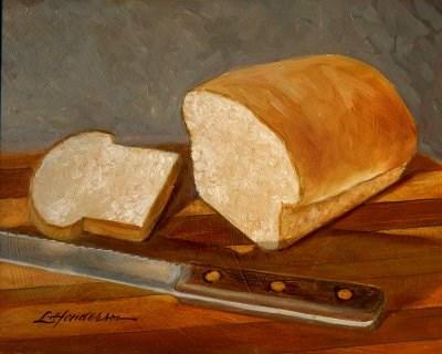 """Grandma's Homemade"" original fine art by Lael Henderson"