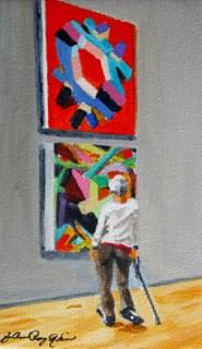 """Color Study, Study Color"" original fine art by JoAnne Perez Robinson"